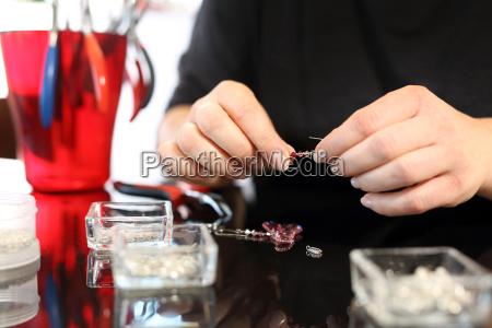 studio jewelery silver jewelery