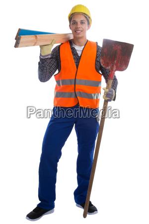 construction worker construction full cut