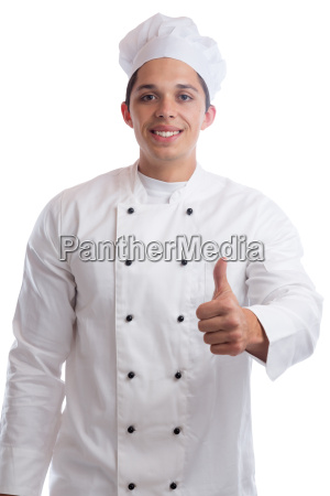 cook young cook profession trainee training