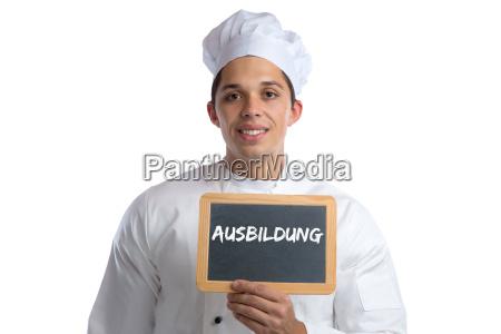 apprentice training trainee cook cook profession