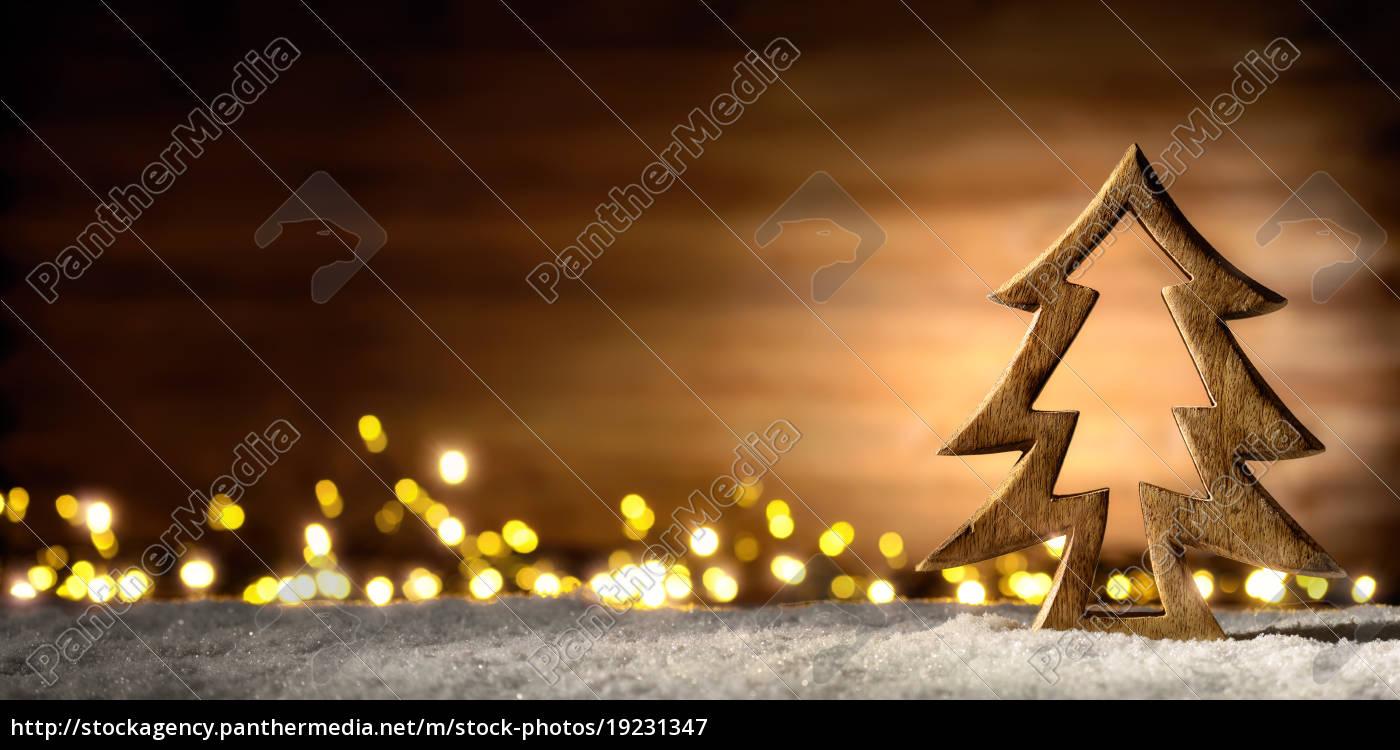 christmas, scene, of, wood, in, the - 19231347