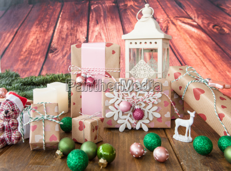 small gifts and christmas