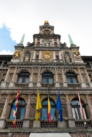 city hall antwerp