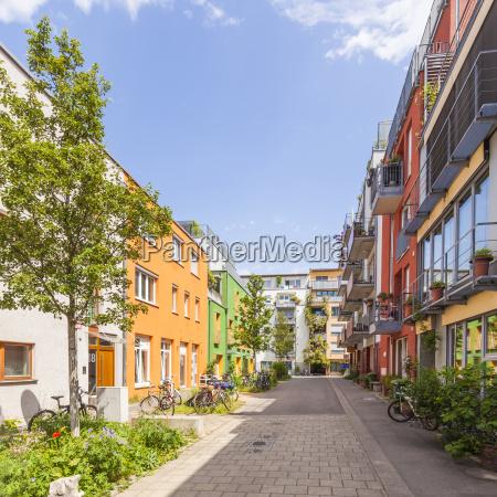 germany tuebingen ecological multi family houses