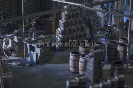 south, africa, , cape, town, , wine, barrels - 19336369