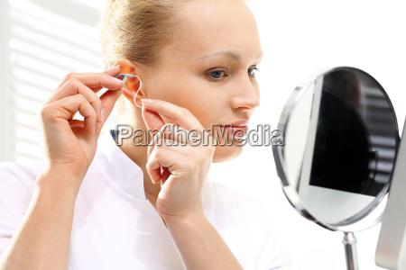 hearing loss hearing hearing aid