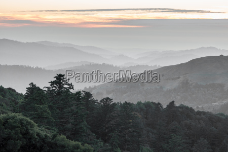 russian ridge santa cruz mountains rolling
