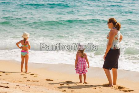 family summer vacation
