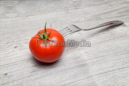pierced tomato