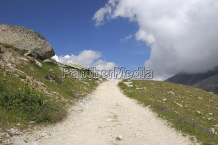 fuorcla surlej graubunden switzerland