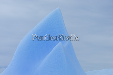 iceberg snow hill island antarctic peninsula