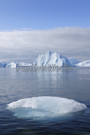 iceberg ilulissay icefjord ilulissat disko bay