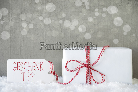 cement, background, with, bokeh, , geschenk, tipp - 19410476