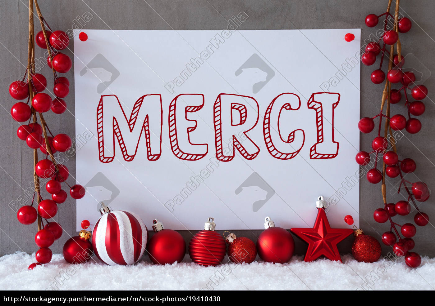 label, , snow, , christmas, balls, , merci, means - 19410430