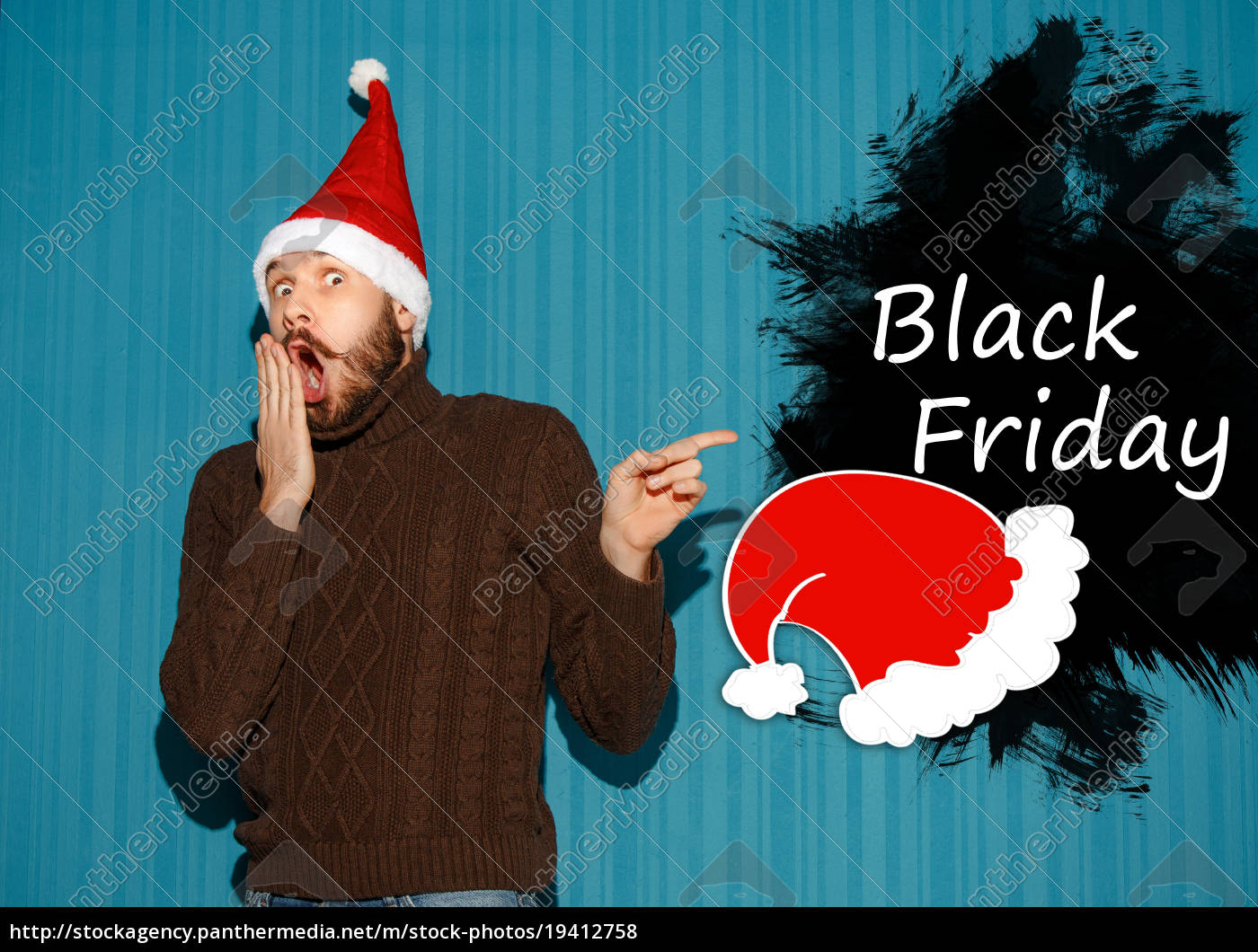 black, friday, sale, -, holiday, shopping - 19412758