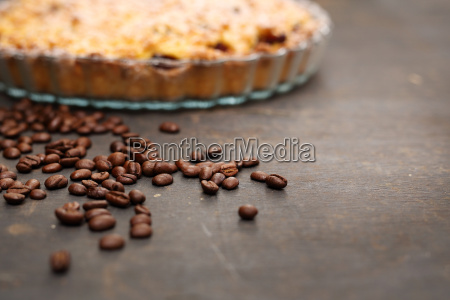 homemade, cake, with, fruit. - 19418706