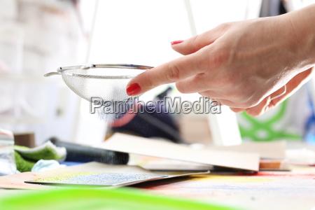 workshop artistic painting pigments
