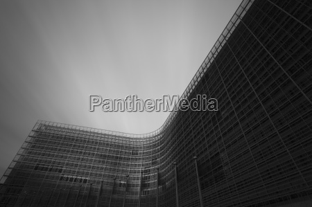 black and white image of the