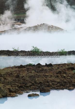geothermal spring iceland