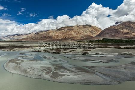 nubra valley ladakh india
