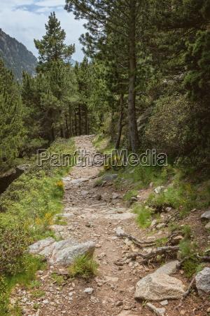 the vally of vall de nuria