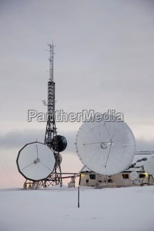 isfjord radio and old radio telecommunications