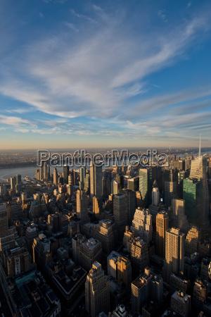 view of manhattan new york city
