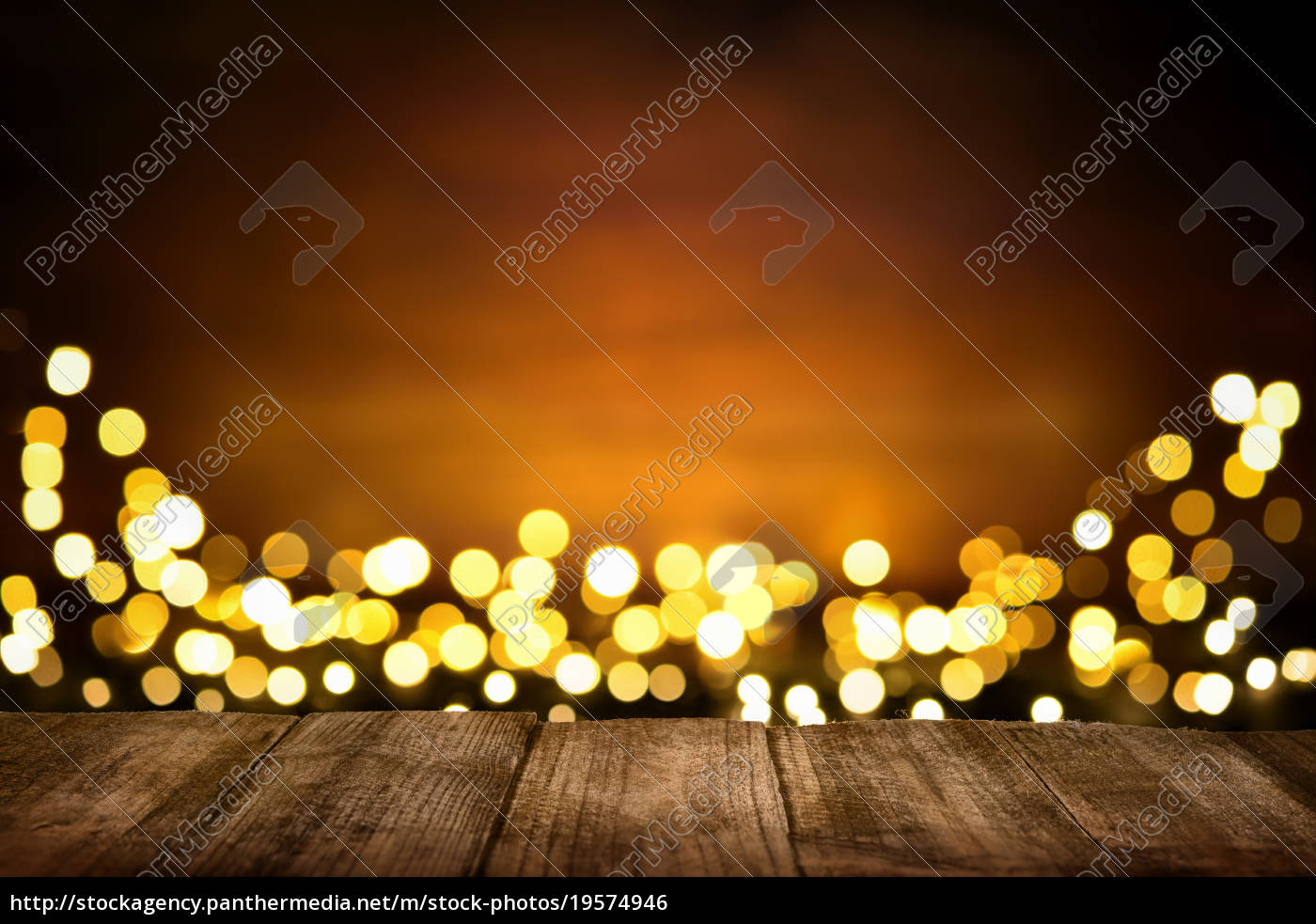 festive, background, of, wood, and, lights, warm - 19574946