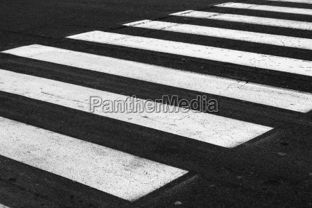 the pedestrian crossing