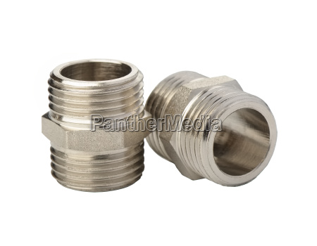 fasteners of metal for flexible hoses