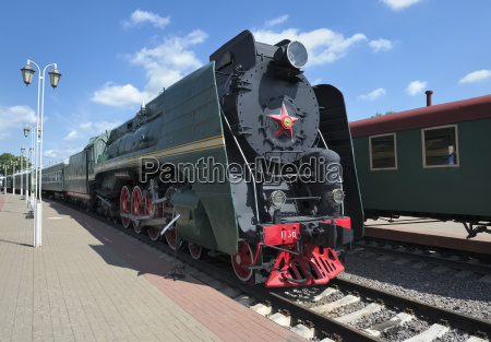 museum of railway transport of the