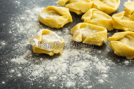 italian traditional tortellini pasta