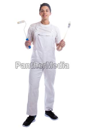 painter profession craftsman apprentice apprentice full