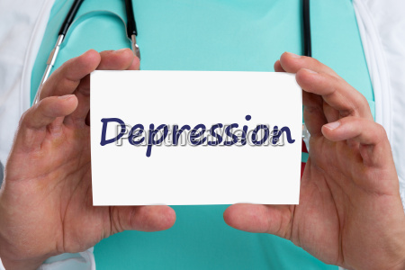 depression burnout depressed sick illness doctor