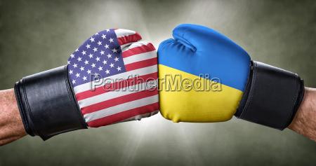 boxing match usa vs ukraine