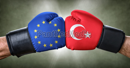 fight fighting conflict europe turkey confrontation