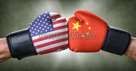 boxing match usa against china