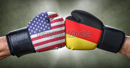 boxing match usa against germany