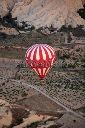 cappadocia turkeythe greatest tourist attraction of