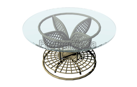 glass table free