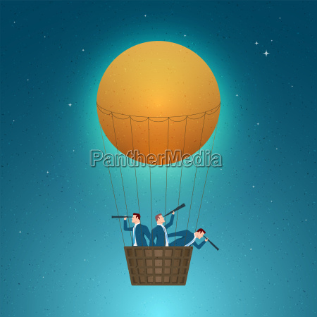 business concept vector illustration