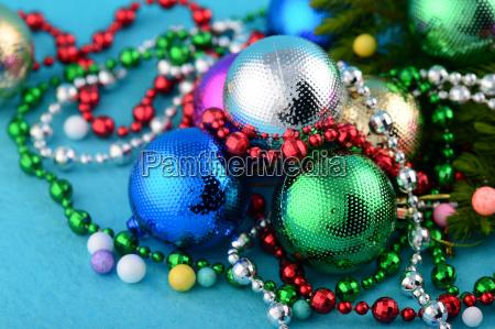 christmas decoration christmas ball and ornaments