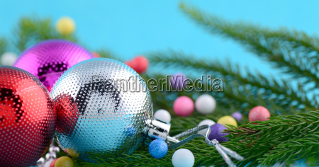 christmas decoration christmas ball and ornaments