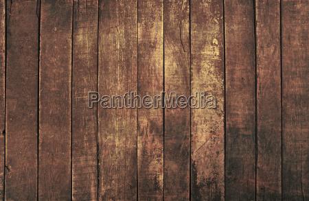 old vintage dark brown wooden planks