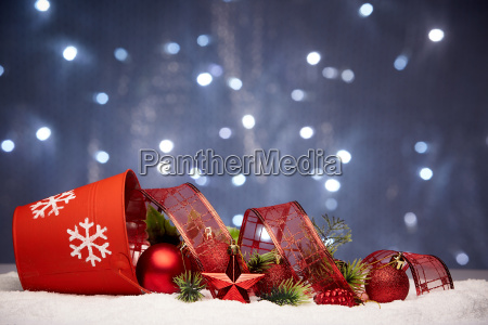 chrismas and new year background