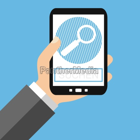 search with your smartphone