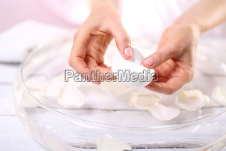 pads cosmetic skin treatment