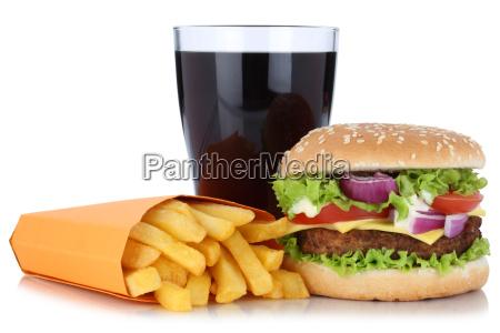 cheeseburger hamburger menu menu menu with
