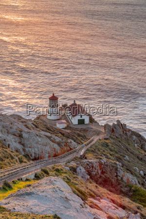 point reyes lighthouse sunset point reyes