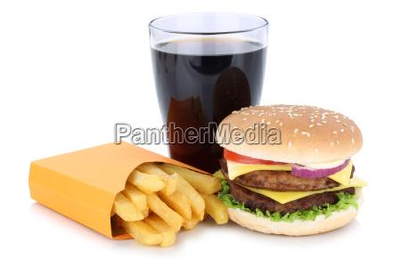 double cheeseburger hamburger menu menue menu